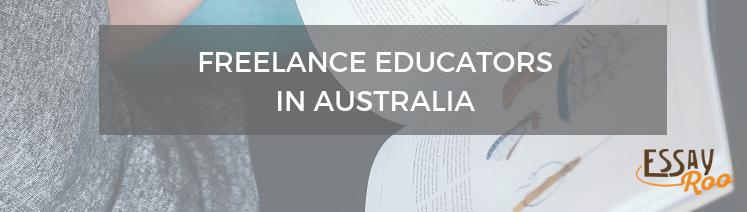 Freelance educators in Australia