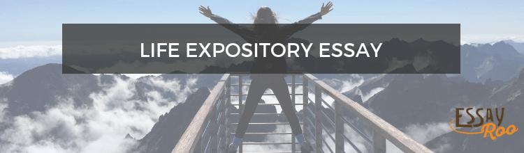 Life expository essay