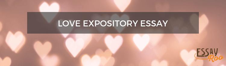 Love expository essay